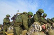 Российские десантники высадятся в Беларуси