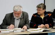 Ад Рагнеды да Касцюшкі: У Брэсце прэзентавалі кнігу Уладзіміра Арлова