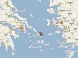 В Эгейском море столкнулись украинское и греческое грузовые суда