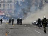 В Греции возобновились уличные беспорядки