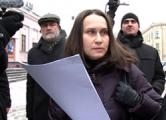 Ольга Некляева требует признать факт насильственного исчезновения ее мужа