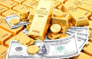 Золотовалютные резервы Беларуси тают
