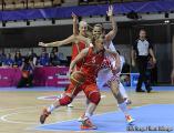 Белоруски одержали вторую победу подряд на Евробаскете-2013