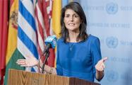 Никки Хейли о переговорах США с Дамаском: Они этого недостойны