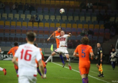 Беларусь дала бой, но проиграла сборной Голландии