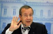 Тоомас Хендрик Ильвес: Россия не осмелится напасть на Эстонию