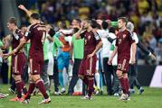Мутко назвал сборную РФ самой хмурой командой мира
