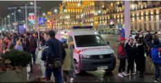Из торговых центров Минска и ж/д вокзала эвакуировали людей