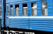 Под Витебском остановился поезд в Минск и никуда не ехал полтора часа