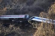 Причиной крушения поезда в Нью-Йорке стал отказ тормозов