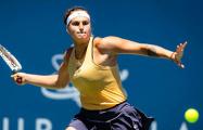 Соболенко покидает турнир в Дубае