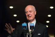 Спецпосланник генсека ООН по Сирии призвал Россию и Турцию к миру