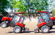 Белорусские трактора и комбайны поедут в Панаму и Зимбабве?