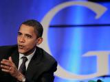 """Поисковик Google уличили в """"поддержке"""" Обамы"""