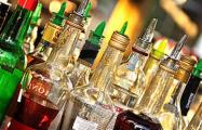 В баре на Зыбицкой изъяли 56 литров нелегального алкоголя