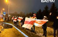 В Минске и регионах прошли марши, цепи солидарности и флешмобы