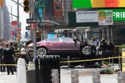 Наехавший на толпу в центре Нью-Йорка мужчина оказался бывшим военным