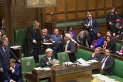 Палата общин парламента Великобритании приняла билль о Brexit