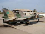 ВВС Ливии разбомбили жилой дом в Рас-Лануфе