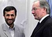 Мартынов встретился с Ахмадинежадом (Фото)