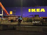В трех европейских магазинах Ikea взорвали бомбы