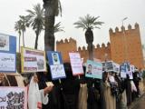 Демонстранты в Марокко потребовали ограничить власть короля