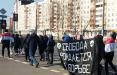 Акция в Минске: «Свобода рождается в борьбе»