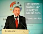 Санников: Белорусы на переднем фронте борьбы за европейские ценности