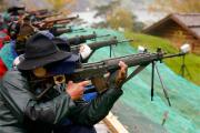 Швейцария разрешила владеть оружием хорватам и черногорцам