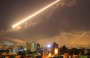 Появилось видео ракетного удара французов поСирии
