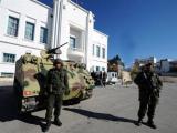 Тунисские войска вступили в бой с ливийскими