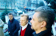 На свободу после 15 суток ареста отпустили Анатолия Лебедько и Юрия Губаревича