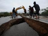 В Мьянме произошло сильное землетрясение