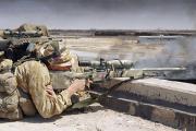 Снайпер британского спецназа SAS уничтожил инструктора-палача ИГ