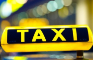В Могилеве прошла массовая забастовка таксистов