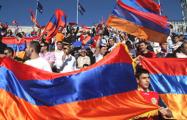Никол Пашинян: В Армении началась народная ненасильственная бархатная революция
