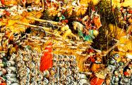 Как наши предки применили огневой бой при разгроме московитов под Оршей
