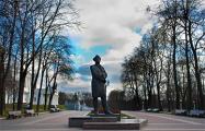 Движение «За Свободу» организуют чтения у памятника Богдановичу