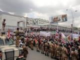 В ходе разгона демонстрации в Йемене погибли 11 человек