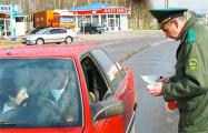 Сегодня ночью на границе с Литвой ограничат запуск машин в пункты пропуска