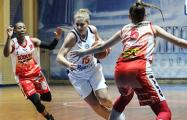 Кубок ФИБА: Баскетболистки «Цмокi-Мiнск» победили турецкий «Бешикташ»