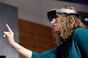Microsoft объявила дату выхода очков дополненной реальности Hololens