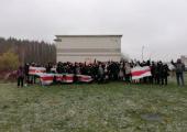 Белорусы вышли на «Марши против фашизма». Против них применили спецсредства