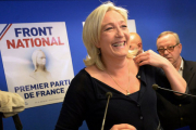 Марин Ле Пен призвала Олланда распустить французскую Национальную ассамблею