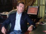 Медведева назвали главным блогером Рунета