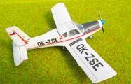 Умелец из Гродно в одиночку восстановил старый самолёт