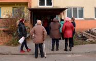 Жители поселка под Солигорском бойкотируют «выборы»