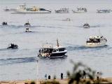 Французские рыбаки заблокировали порты страны