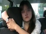 Героиня ролика о нападении на автоинспекторов получила условный срок