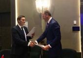 «Укртранснафта» и «Гомельтранснефть «Дружба» подписали соглашение по трубопроводу «Мозырь-Броды»